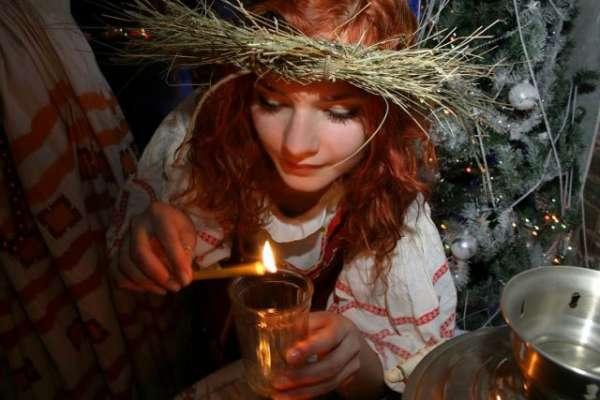 Ритуалы и обряды на Старый Новый год…