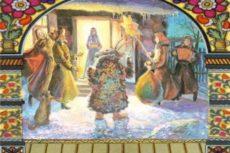 Колядки – зимние народные календарные праздники и забавы