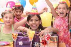 Меню на день рождения на 10 лет