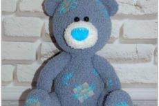 Медвежонок Тедди / Вязание игрушек