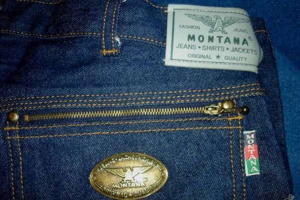 Джинсы Монтана: привет из прошлого