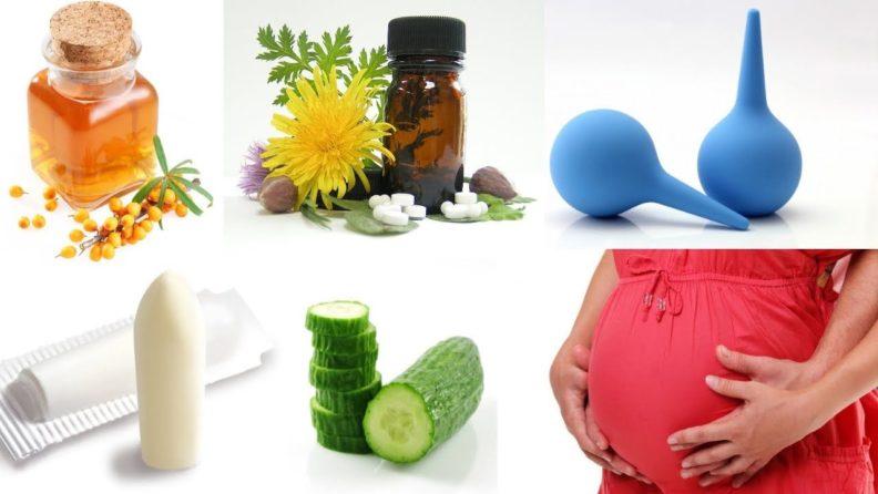 Как вылечить наружный геморрой после родов