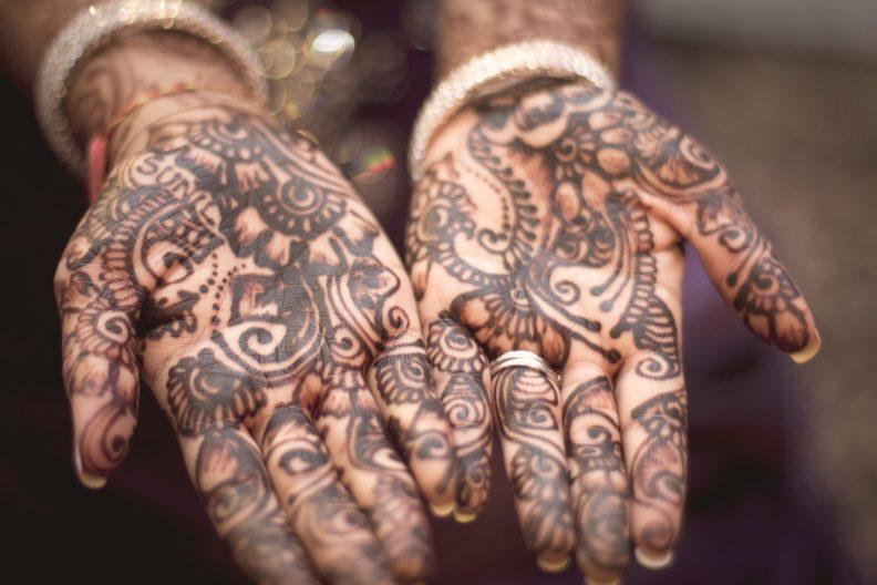 Мехенди. Татуировка хной
