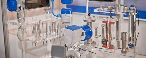 Оборудование для водоподготовки в фармацевтической отрасли промышленности