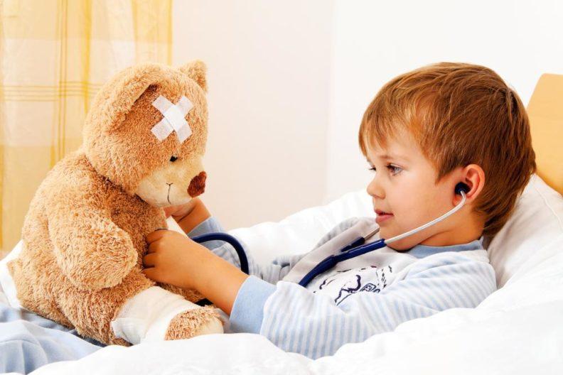 Как понять, что у ребенка ОРВИ: симптомы у детей