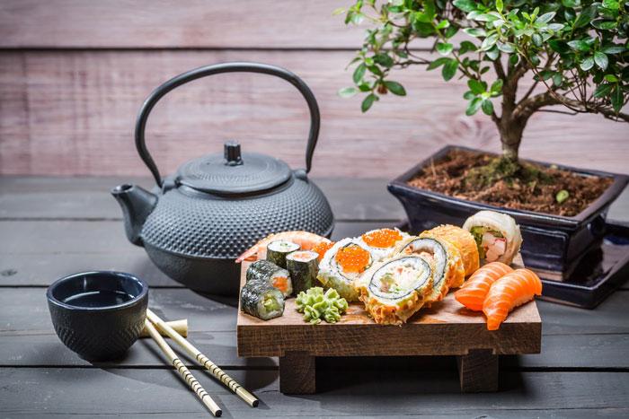 Как приготовить суши, что бы не пришлось заказывать