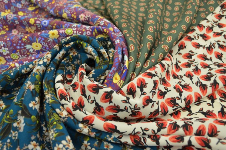 Тренды лета 2019 в одежной ткани