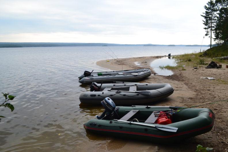 Рыбалка в Карелии летом — выбор лучшего места для отдыха