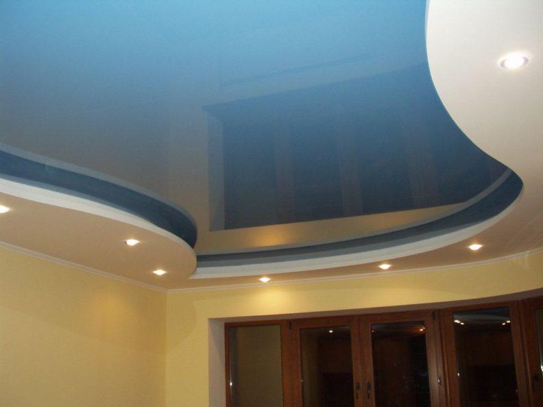 Выбор натяжных потолков в вашем доме на все случаи жизни
