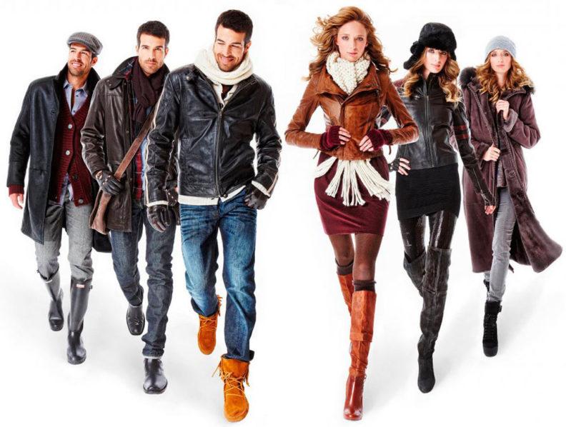 Модная одежда в Киеве
