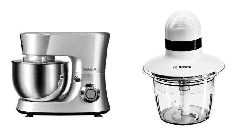 Кухонный комбайн и мультиварка: почему эта бытовая техника обязательно должна быть на вашей кухне