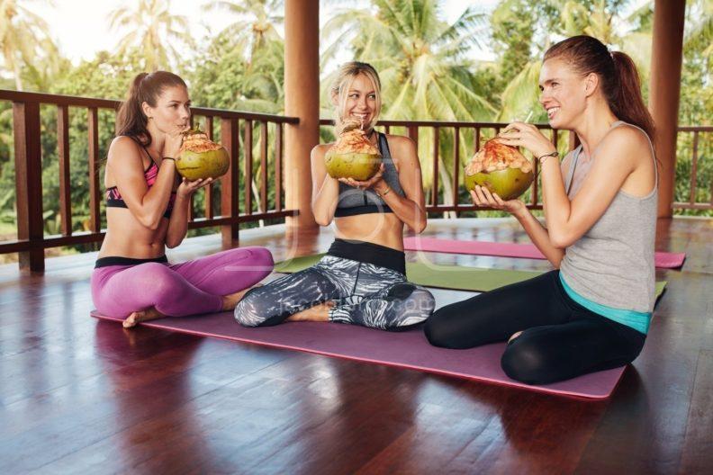 Принципы питания в йоге