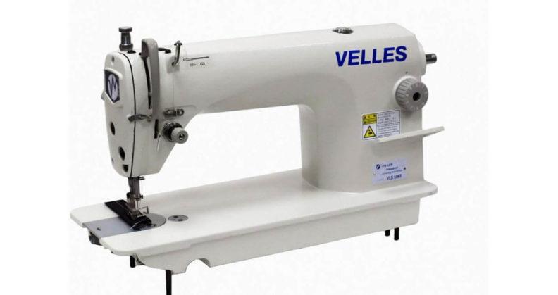 Промышленные швейные машины от магазина «Веллес-Шоп».