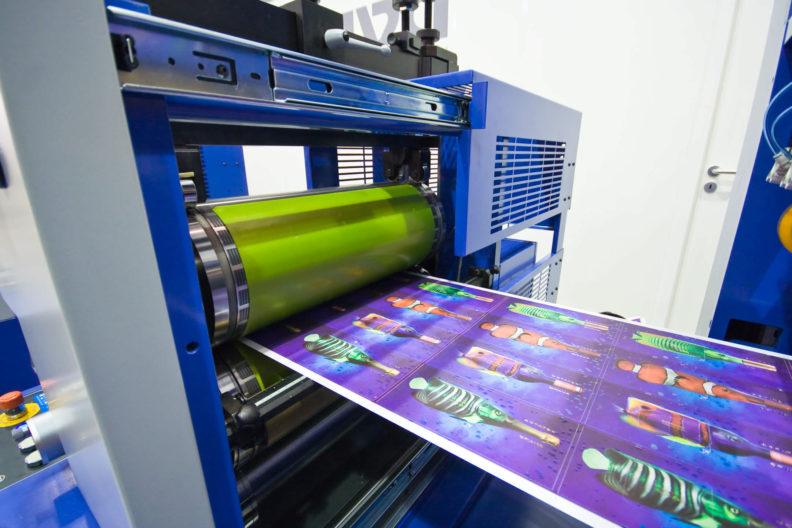 Преимущества офсетной печати в типографии