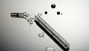Как быть с разбитым термометром