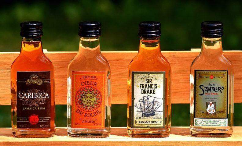 Ром - напиток пиратов и настоящих гурманов