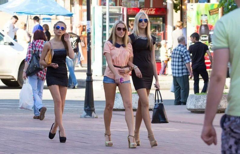 Как одеваются в США