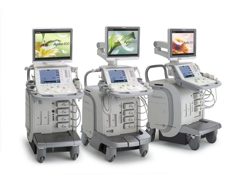 Медицинское оборудование — ультразвуковой сканер