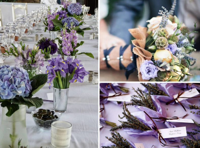 Французский Прованс как идея для свадьбы