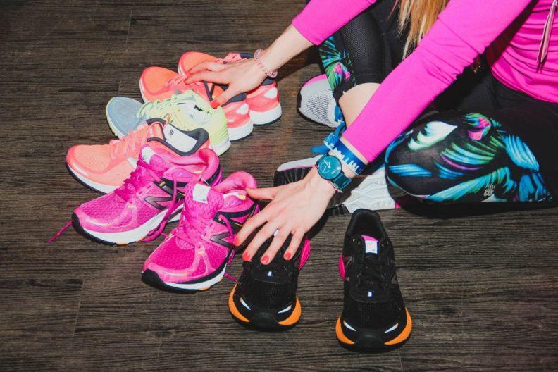 Как выбрать женскую обувь для бега